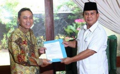 Prabowo Ungkap