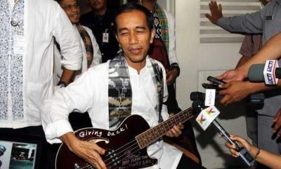 Undangan untuk Jokowi