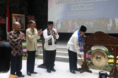 Gubernur Sambut Positif Temu Konsultasi Komda Lansia se-Jawa dan Bali