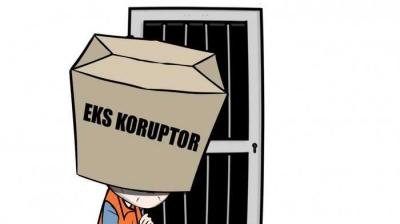 Pemilih, Penyeleksi Terakhir Caleg Mantan Koruptor