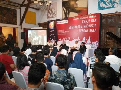 Inovator 4.0, Pentingnya Data untuk Membangun Indonesia