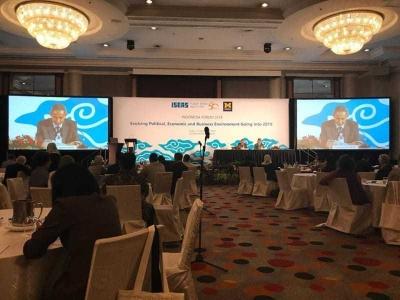 Digelar di Singapura, Indonesia Forum 2018 Dihadiri Exsekutive Board Brorivai Center