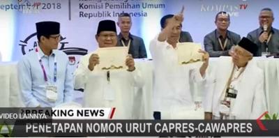 2 Goal Bagas dan Bagus Menjadi Spirit Kemenangan Prabowo-Sandi