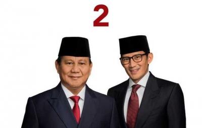 Nomor Urut 2 untuk Prabowo-Sandi, Partai Pendukung Makin Panik?