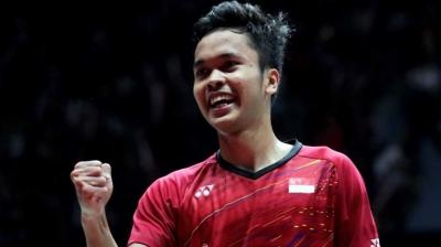 Juara China Open 2018, Pantaskah Ginting Menjadi Pebulutangkis Papan Atas Dunia?