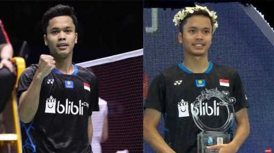 Anthony Ginting, Sang Juara China Terbuka 2018