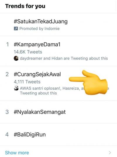 Tidak Beretika, Jokowi Rusak Semangat Damai Pemilu 2019