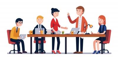Kiat Menjadi Pemimpin Rapat yang Efektif