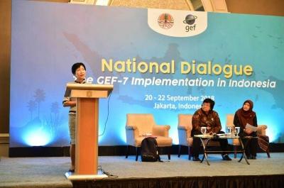 Indonesia Mendapat Alokasi USD 74,48 Juta untuk  LHK