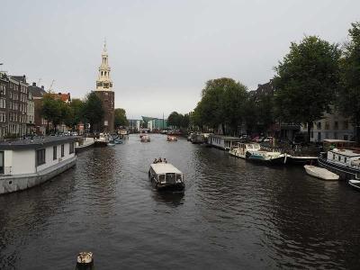 Menikmati Musim Gugur di Amsterdam