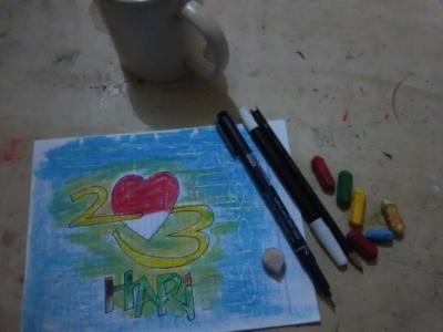 203 Hari Penuh Cinta