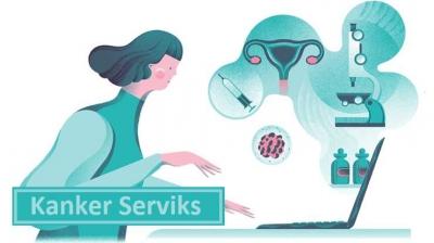 Info Kanker Serviks di Indonesia
