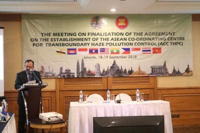 Indonesia Siap Jadi Pusat Koordinasi Pengendalian Karhutla Se-Asean