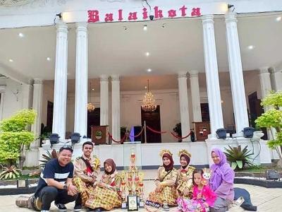 Menangi Lomba Puisi Di Bogor, Siswa SMA 3 Bantaeng Kian Paham Arti Sukses