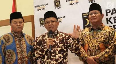 Teruk Nasib PKS, Ditelikung Gerindra di Luar, Dirongrong Fahri Hamzah dari Dalam