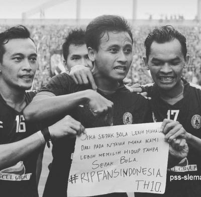Tentang #RIPHaringga dan Pola Kasus Kematian Supporter Indonesia