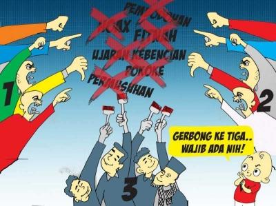 Demokrasi yang Belum Dewasa, Sukanya