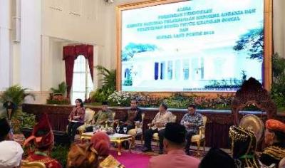 Rembuk Nasional untuk Percepatan Reforma Agraria dan Perhutanan Sosial