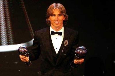 Di Balik Gelar Luka Modric sebagai Pemain Terbaik FIFA 2018