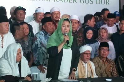 Apa Alasan Yenny Wahid Mendukung Jokowi-Ma'ruf Amin?
