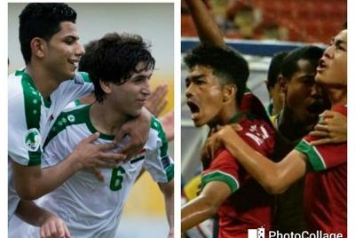 Langkah Indonesia U-16 Semakin Mirip dengan Irak U-16 di AFC U-16 2016