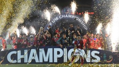 Garuda Muda, Oase Sepak Bola Indonesia