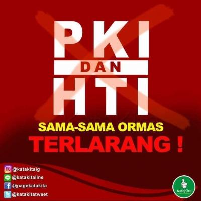 Faktualitas HTI dan Blunder Gatot Nurmantyo pada Isu PKI