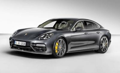 "Porsche Panamera, ""From Germany with Love"""