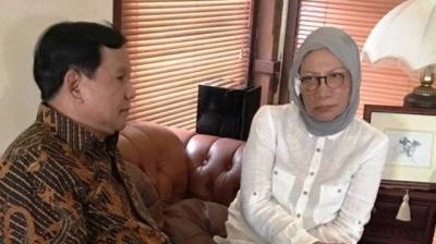 Tunggu Dulu, Semudah Itukah Prabowo Termakan Hoaks Ratna?