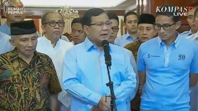 Sikap Bijak Prabowo Hadapi Kebohongan Ratna!
