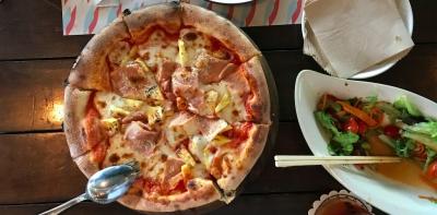 Pizza Paling Enak Dipanggang di Sini!