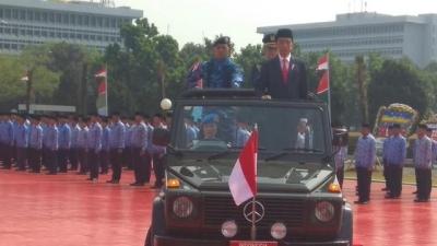 Pidato Presiden Jokowi di HUT TNI dan Eksistensi PKI