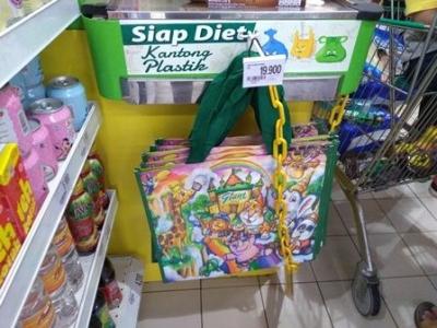 Pelarangan Kantong Plastik di Balikpapan
