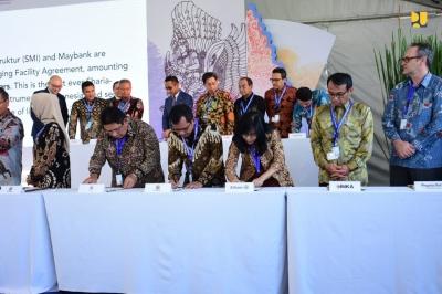 Investor Sepakat Investasi Jalan Tol di Indonesia, Sejumlah Perjanjian Ditandatangani di Nusa Dua