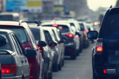 Jakarta Masuk 15 Kota dengan Lalu lintas Terburuk di Dunia