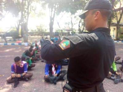 Pinsaka Wanabakti Jawa Timur Targetkan Raih Kontingen Terbaik Pertikawan Regional Jawa 2018