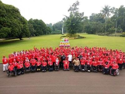 Merayakan Kemenangan Kebangkitan Difabel Indonesia, Selamat Para Juara APG-2018