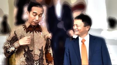 Jack Ma dan Makan Siang yang Tak Gratis