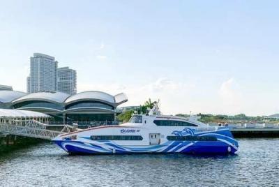 Terminal Ferry International Batam Center Menambah Tujuan Baru