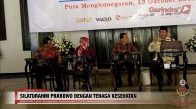 Perhatian Prabowo terhadap Kesehatan Bukan Tanpa Sebab