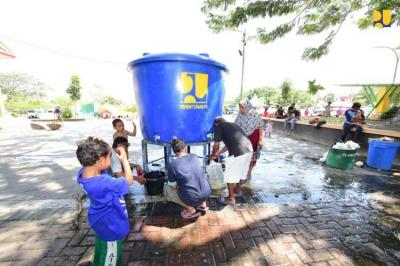 Daerah Rawan Bencana Perlu Memiliki Banyak Bungker Air Bersih