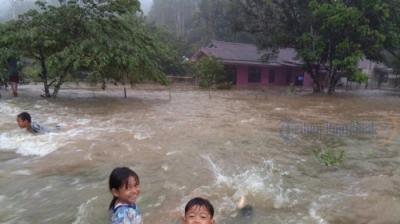 Musim Hujan Telah Tiba, Beberapa Wilayah di Kalbar Rawan Potensi Banjir