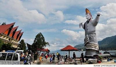 Pariwisata Danau Toba Terganjal Soal Pembagian