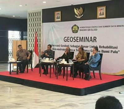 Ditjen Tata Ruang Kementrian ATR/BPN Terapkan Rencana Tata Ruang Wilayah (RTRW) Guna Kurangi Dampak Buruk Bencana Pasca Gempa Dan Tsunami Palu