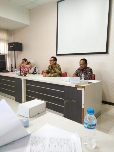 Kantor Bahasa Kalimantan Timur Adakan Pembinaan Komunitas Literasi di Balikpapan