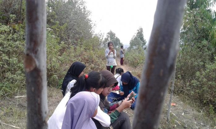 Bukit Amping Pujon Kidul Malang
