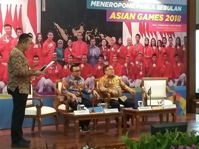 Setelah Asian Games 2018, Infrastruktur Olahraga Harus Terawat