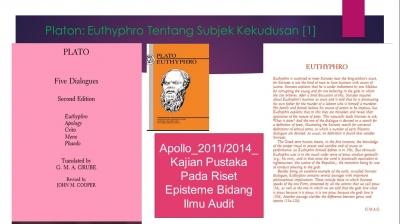 Platon, Euthyphro tentang Kekudusan [1]