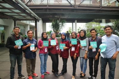Do-It Turut Berpartisipasi Dalam Sosialisasi OJK di Padang