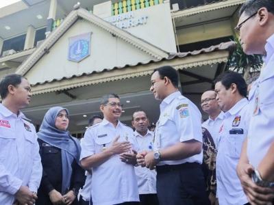 Testimoni Setahun Bekerja Bareng Gubernur Anies Wujudkan City 4.0